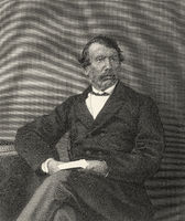 David Livingstone, 1813 - 1873, a Scottish missionary and explorer