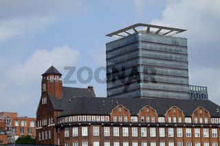 Astraturm in Hamburg