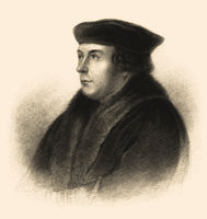 Thomas Cromwell, 1st Earl of Essex, KG , c.1485-1540, an English lawyer and statesman,
