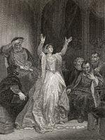 Condemnation of Anne Boleyn
