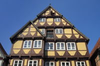 Celle - Half-timbered house in the Old Town