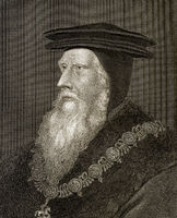 John Russell, 1st Earl of Bedfordc. 1485-1554/1555, an English royal minister