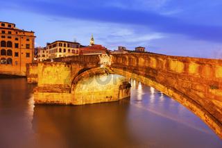 Bridge on Arno River