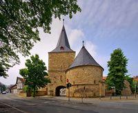 Goslar Stadtmauer - Goslar town wall 01