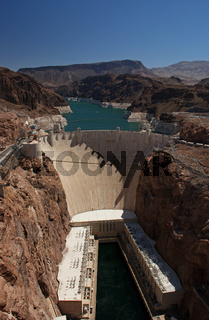 Hoover Dam - Lake Mead / Colorado River