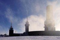 Großer Feldberg in winter