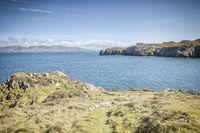 coast at Fanad Head Ireland