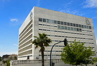 Headquarters of the Caja Granada foundation, Granada, Spain