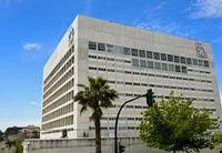 Sitz der Stiftung Caja Granada
