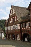 Rathaus Schwalenberg