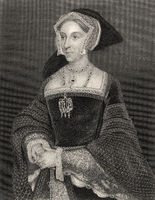 Jane Seymour, c. 1508-1537, Queen of England