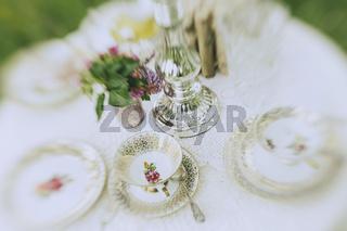 Garden Wedding cofee table