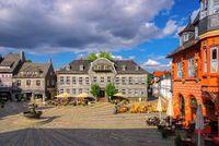 Goslar Markt - Goslar town square 01