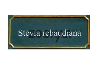 schild Stevia