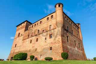 Old castle in Italy.