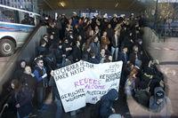 1. Mai - Proteste gegen NPD-Demo in Bochum