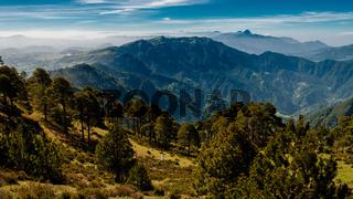 Mountainview Tajamulco, biggest in Guatemala and Centralamerica