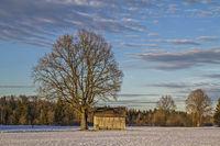 winter in Isarwinkel