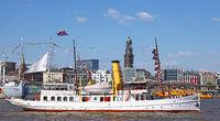 Schaarhörn at the 827th Birthday of the Port of Hamburg 2016, Germany