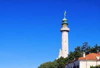 Triest Leuchtturm - Trieste, the lighthouse