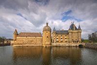 La Clayette Chateau - Chateau La Clayette in France