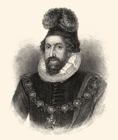 Admiral Thomas Howard, 1st Earl of Suffolk, 1561-1626, an English aristocrat
