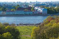Senate Square In St Petersburg