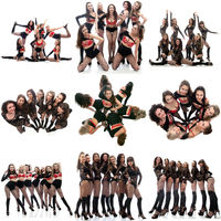 Photo collection of dance women#39;s group