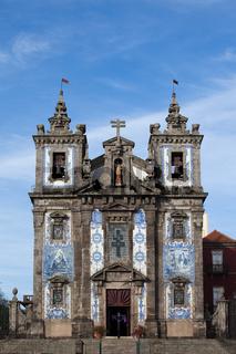 Church of Saint Ildefonso in Porto