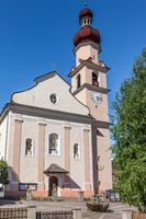 Parish Church in South Tyrol