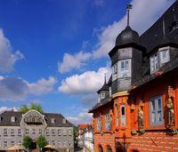 Goslar Markt - Goslar town square 03