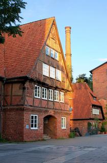 Fachwerkhaus-I-Lueneburg