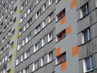 Wohnunggebäude Kolberg / PL
