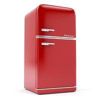retro refrigerator