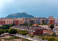 Alicante city center. Costa Blanca. Spain