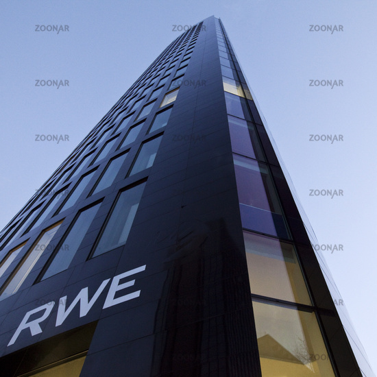RWE Tower, Dortmund, Ruhr area, North Rhine-Westphalia, Germany, Europe