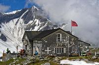 Berghütte Susanfe