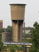 Wasserturm in Hamburg-Altona