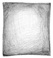Abstract pencil scribbles background texture.