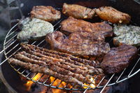 have a barbecue