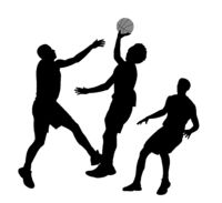 Basketball (vector EPS)