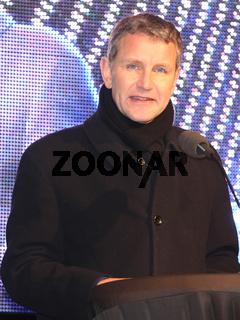 Björn Höcke (Sprecher der AfD Thüringen und Fraktionsvorsitzender im Thüringer Landtag)