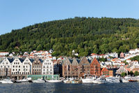 Commercial buildings in Bergen