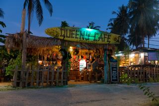 Queens Cafe At Night, Langkawi