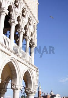 Venedig-Palazzo Ducale-II