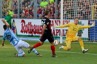 Fussball: 2. BL 15-16: 19. Sptg.: SC Freiburg vs 1860 München