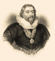 Richard Weston, 1st Earl of Portland, 1577-1634/1635, Chancellor of the Exchequer