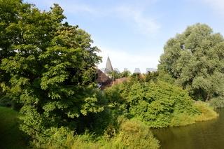 Alte Leine, Niedersachsen, Deutschland