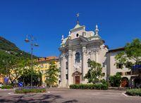 Bozen Kloster Muri-Gries - Bolzano Abbey Muri-Gries 01