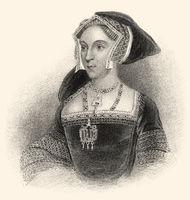 Jane Seymour, c. 1508-1537, Queen of England